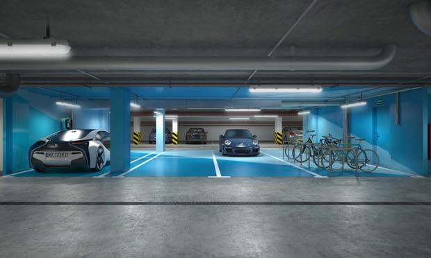 Parking Blue Media